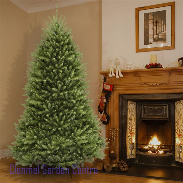 Dunhill Fir Christmas Tree.Dunhill Fir 7 1 2 Ft Artificial Christmas Tree Clonmel